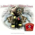 Heroes make the Supreme Sacrifice protecting the people of Boston will never be forgotten