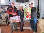 Annual Christmas Gifts donated to VA Center for children of Veterans' who need assistance