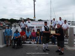 Click to view album: Coast Guard Chatham & Wounded Warfighters Fishing Day
