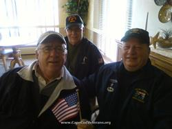 Click to view album: Veterans Day weekend 2013