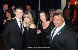 Thank you Stevie Nicks for supporting all our wounded warriors ! You are a classy lady and a true friend !