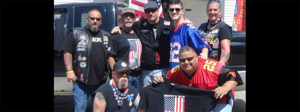 2015 Boston Wounded Veterans Ride